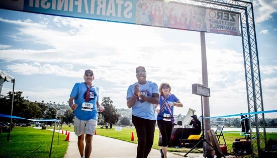 2018 ZERO Run Walk Child Site Homepage Photo