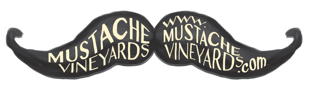 Mustache Vineyards Logo