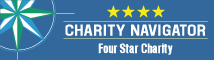 Charity Navigator gives ZERO 4 Stars