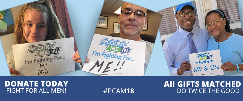 All #PCAM18 Gifts Matched: Do Twice the Good