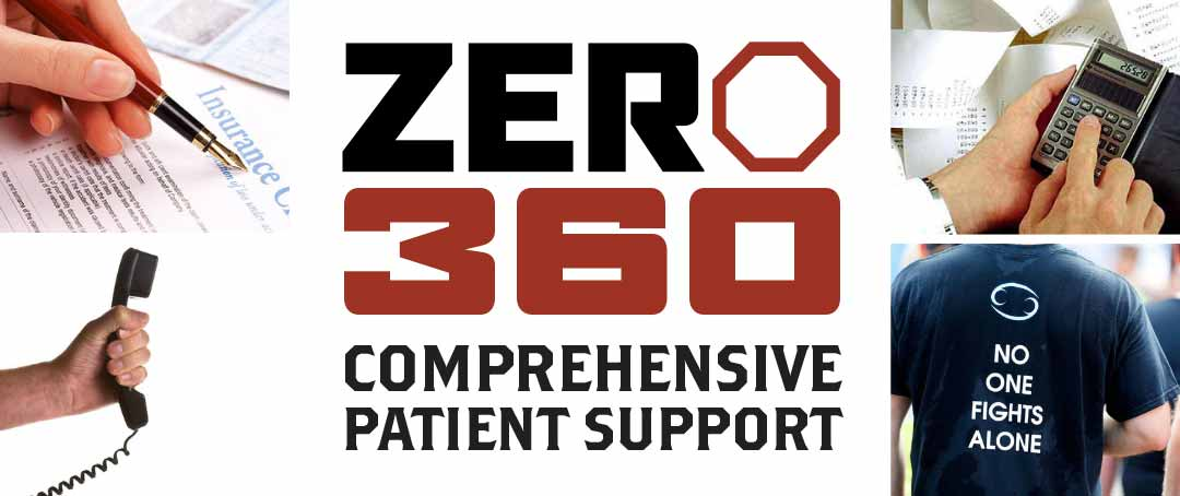 ZERO360 Comprehensive Patient Support