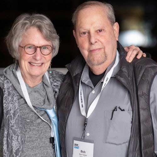 Bob and Deborah Parker