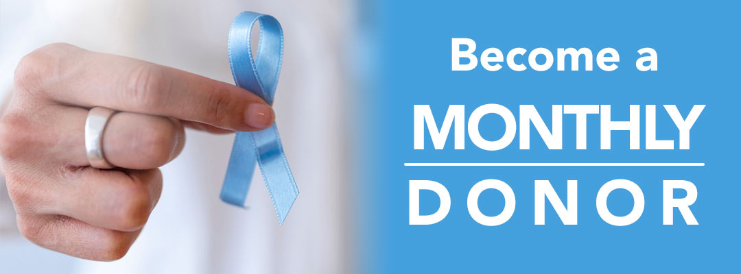 Become a Monthly Donor
