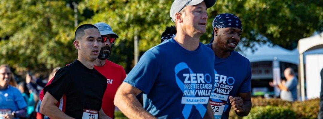ZERO Run/Walk crowd running