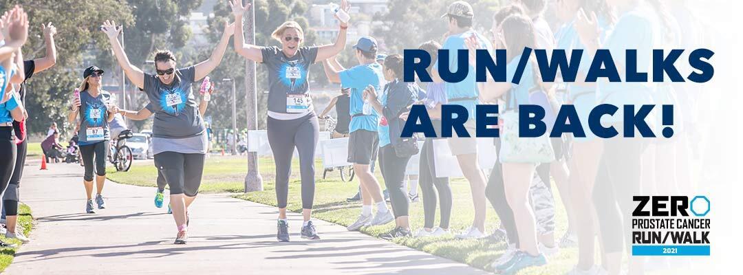 Run/Walks are Back