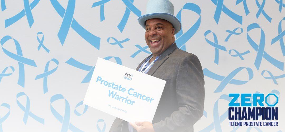 Prostate Cancer Warrior Champion