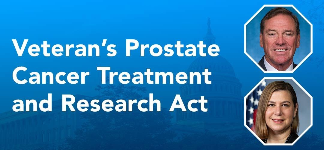 Veteran's Prostate Cancer Treatment and Research Act