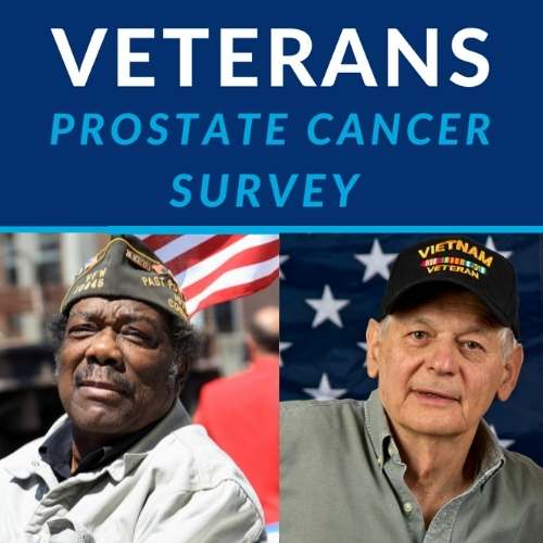Veterans and prostate cancer survey