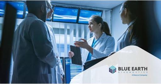 Blue Earth Diagnostics PET Scan