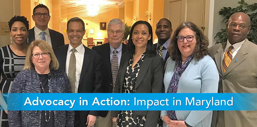 Advocacy in Action: Impact in Maryland!