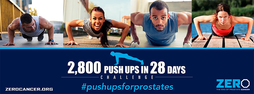 2,800 pushups in 28 days