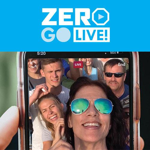 GoLive! for ZERO