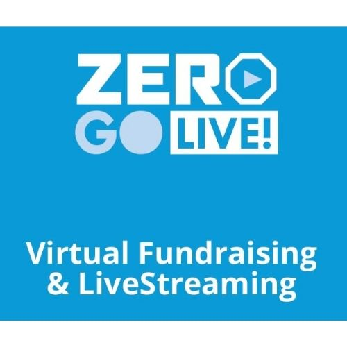 GoLive Virtual Fundraising and Livestreaming