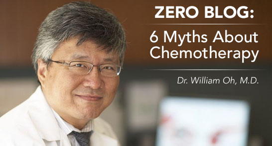 Six Myths About Chemotherapy by Dr. William Oh