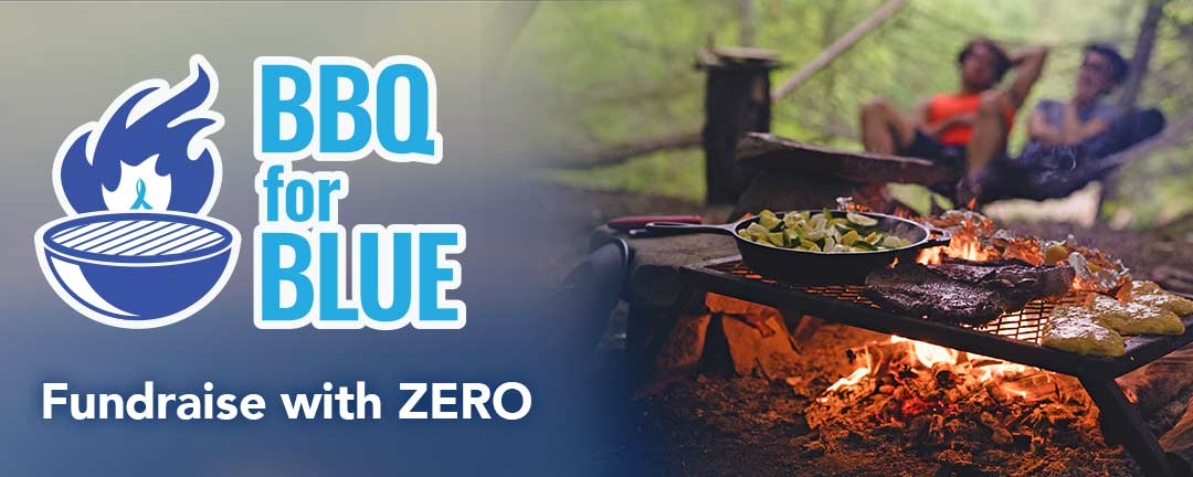BBQ for Blue - Fundraise with ZERO