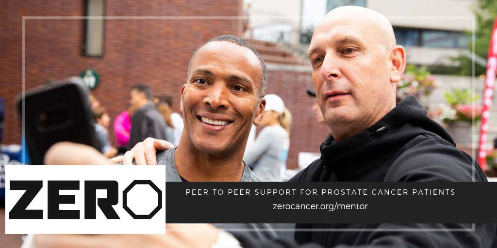 Peer to Peer Support for Prostate Cancer Patients