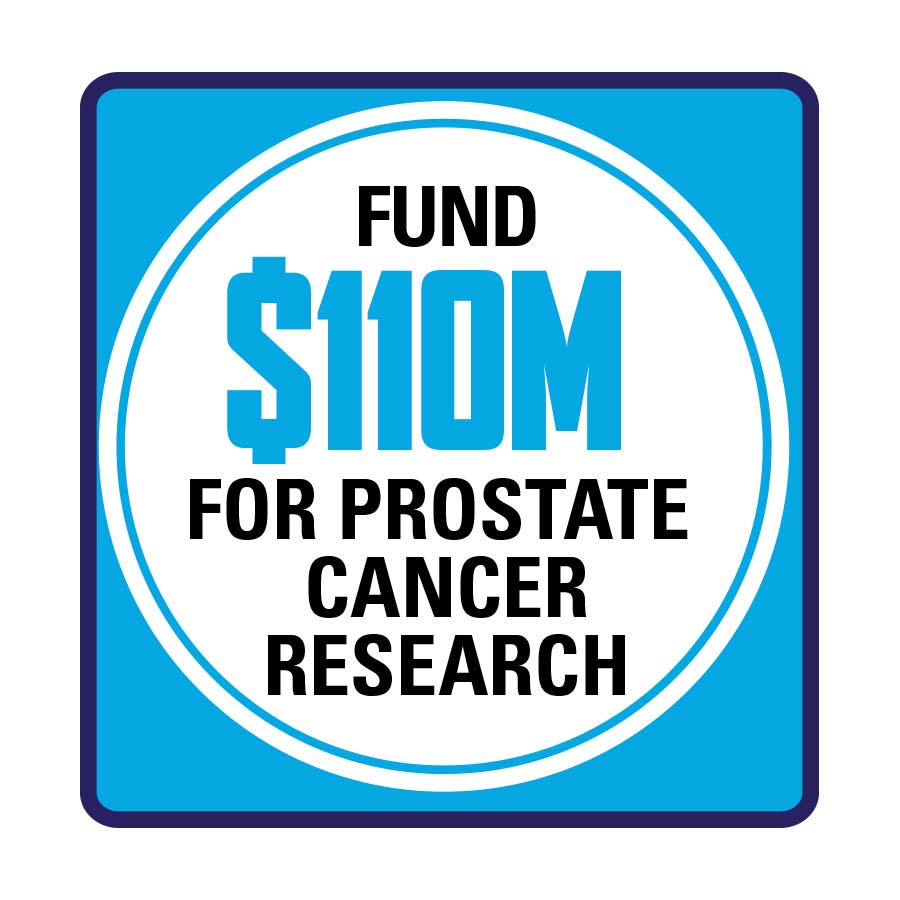 $110 Million in Prostate Cancer Funding Approved