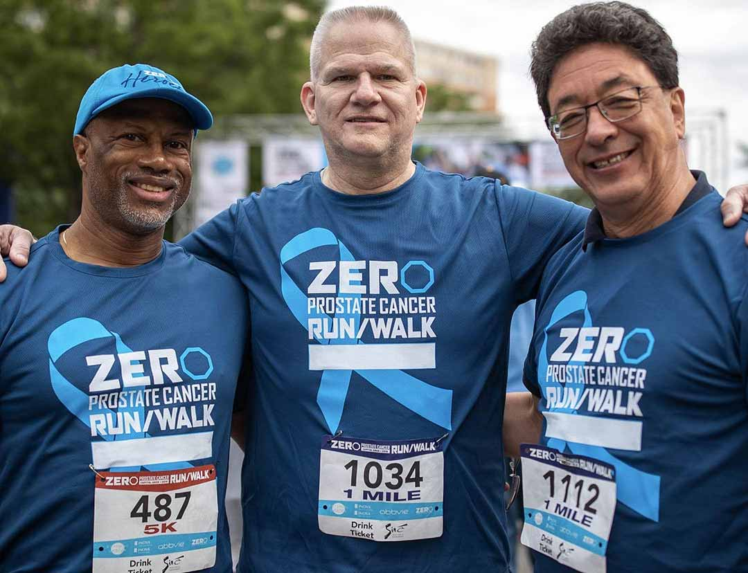 Join the ZERO Run/Walk 2020
