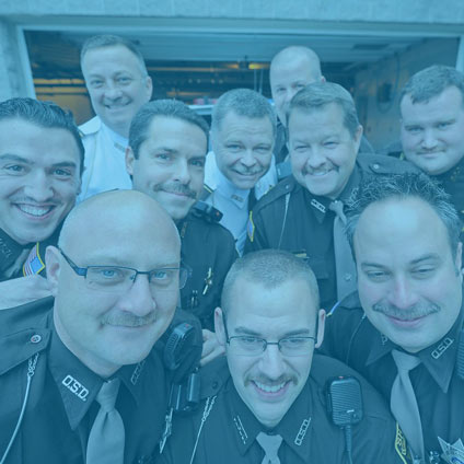 LEOs grow it out to fight prostate cancer