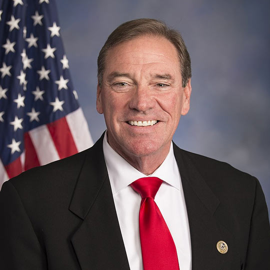 Congressman Dunn