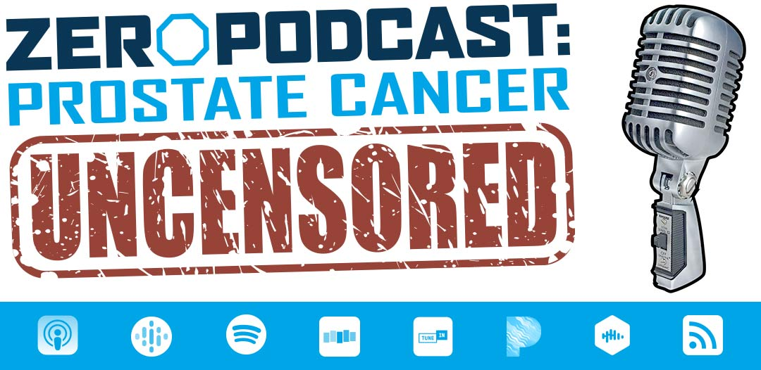 Prostate Cancer Uncensored Podcast