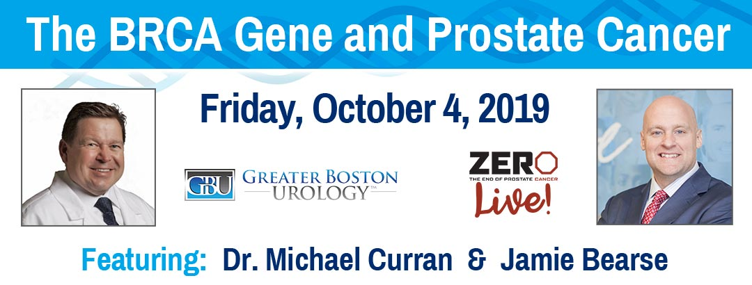 ZERO Live: BRCA gene mutations discussion